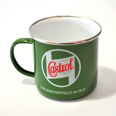 Castrol Coffey or Tea Mug