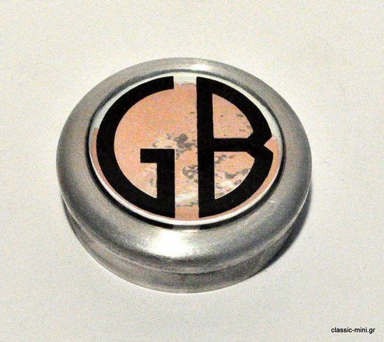 'GB' Centre Wheel Cap