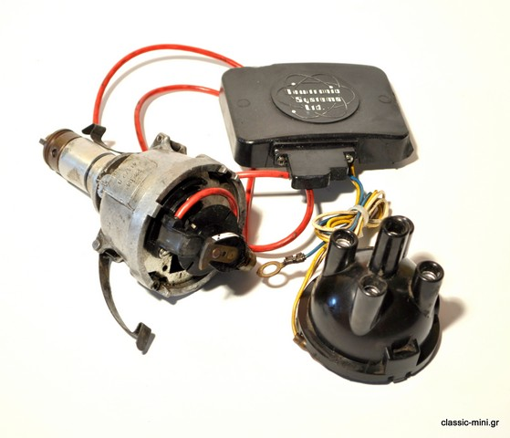 25D Distributor & Electronic Ignition Kit