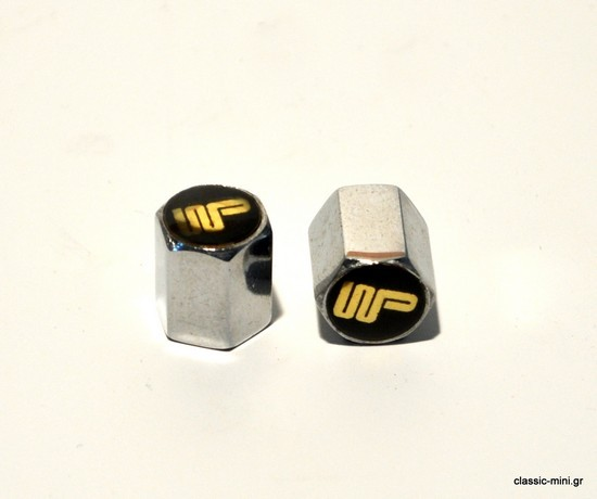 'W&P' Wheel Valve Caps
