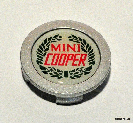 "Rover Centre Wheel Cap ""MINI COOPER"""