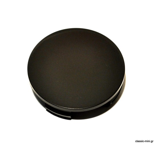 Black Centre Wheel Cap