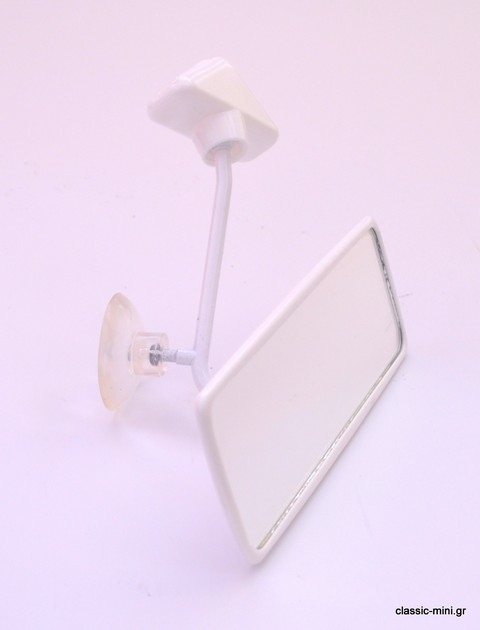 Interior Mirror 64-75 White
