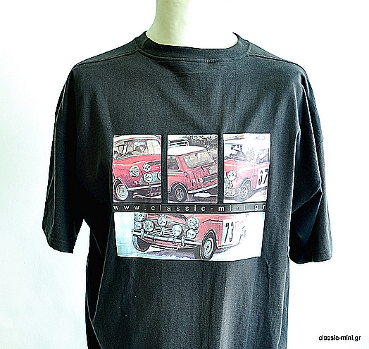 "T-Shirt ""Mini Monte Carlo"""