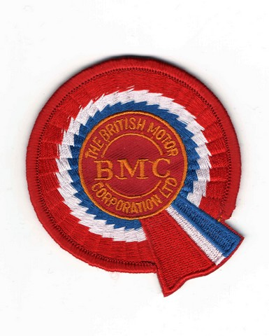Clothing Badge 'BMC'