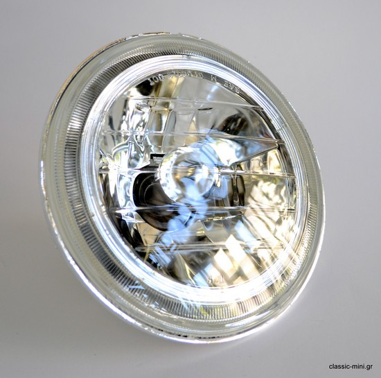 Head Light Angel Eye