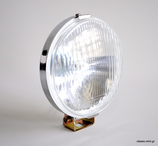 "Chrome Fog Lamp ""Wipac"" 135mm"