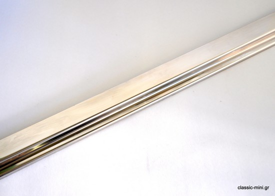 Chrome Door Sill Plates
