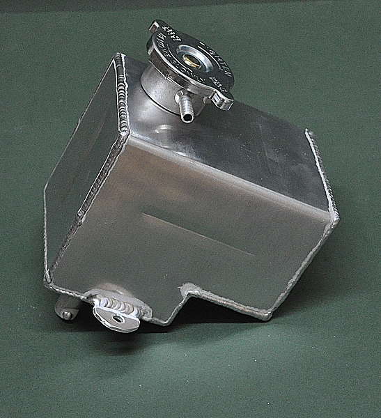 Expansion Tank for MPI Alloy