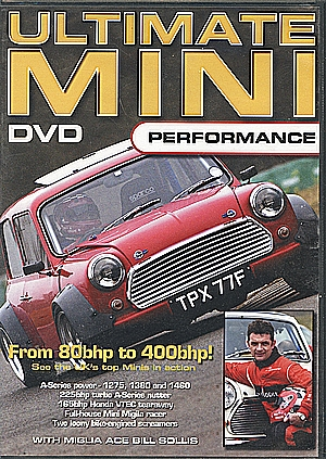 DVD ULTIMATE MINI PERFORMANCE