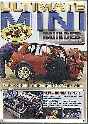 DVD MINI ULTIMATE BUILDER