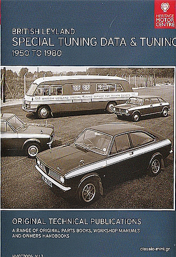 CD SPECIAL TUNING CATALOGUE