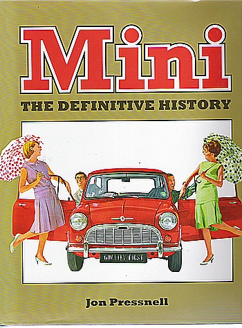 MINI THE DEFINITIVE HISTORY