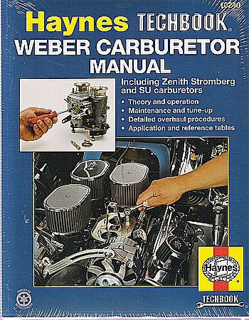 HAYNES CARB MANUAL