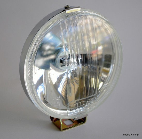 "Chrome Spot Lamp Kit ""Wipac"" 135mm"